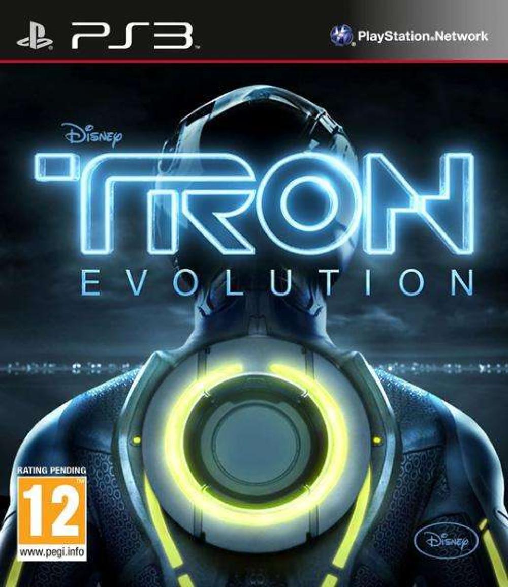 PS3 Disney TRON EVOLUTION