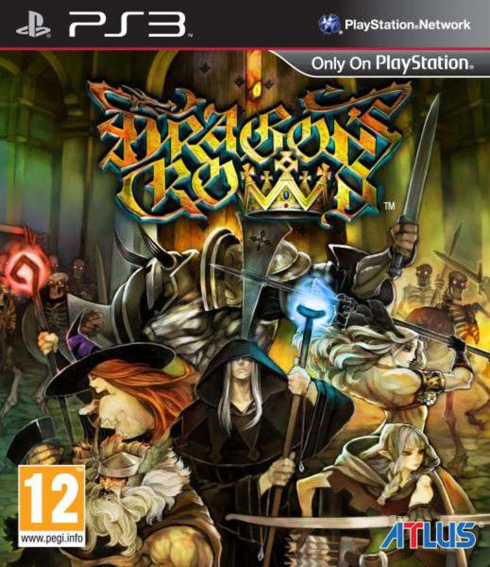 PS3 Dragon's Crown