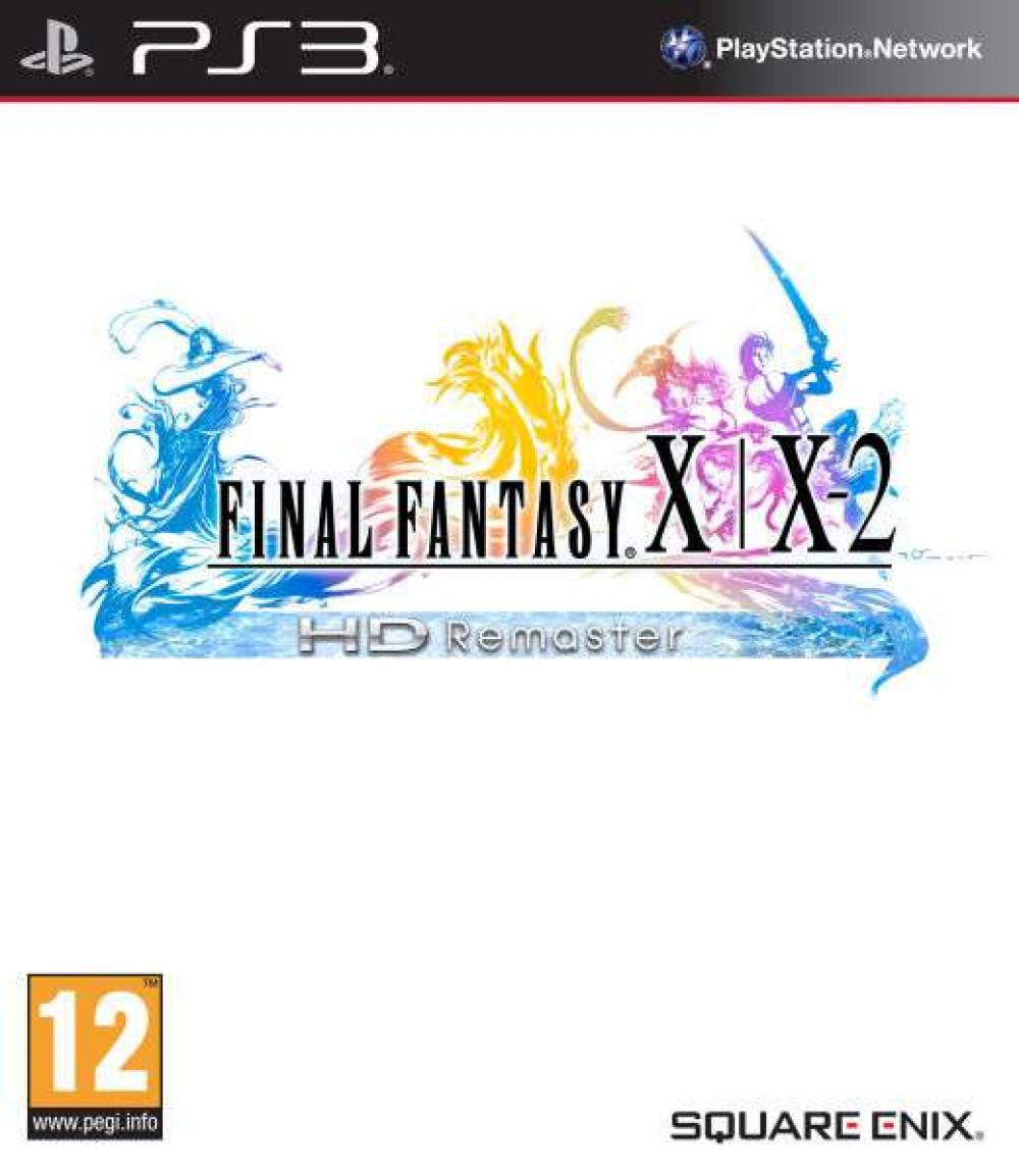 PS3 Final Fantasy X/X-2 (10/10-2) HD Remaster