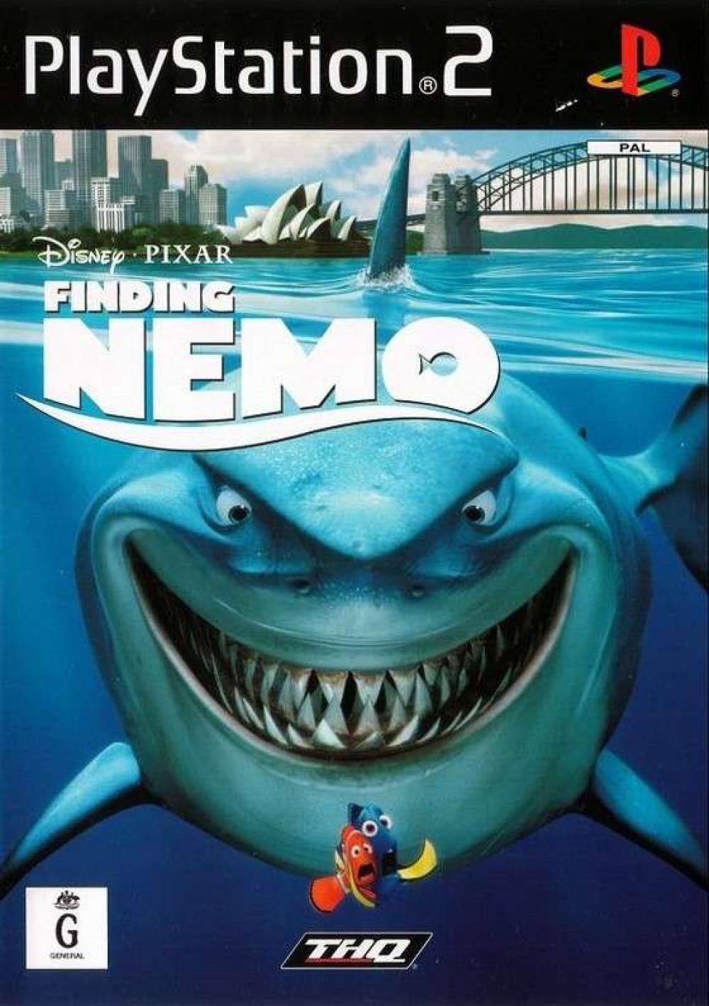 Finding Nemo PS2