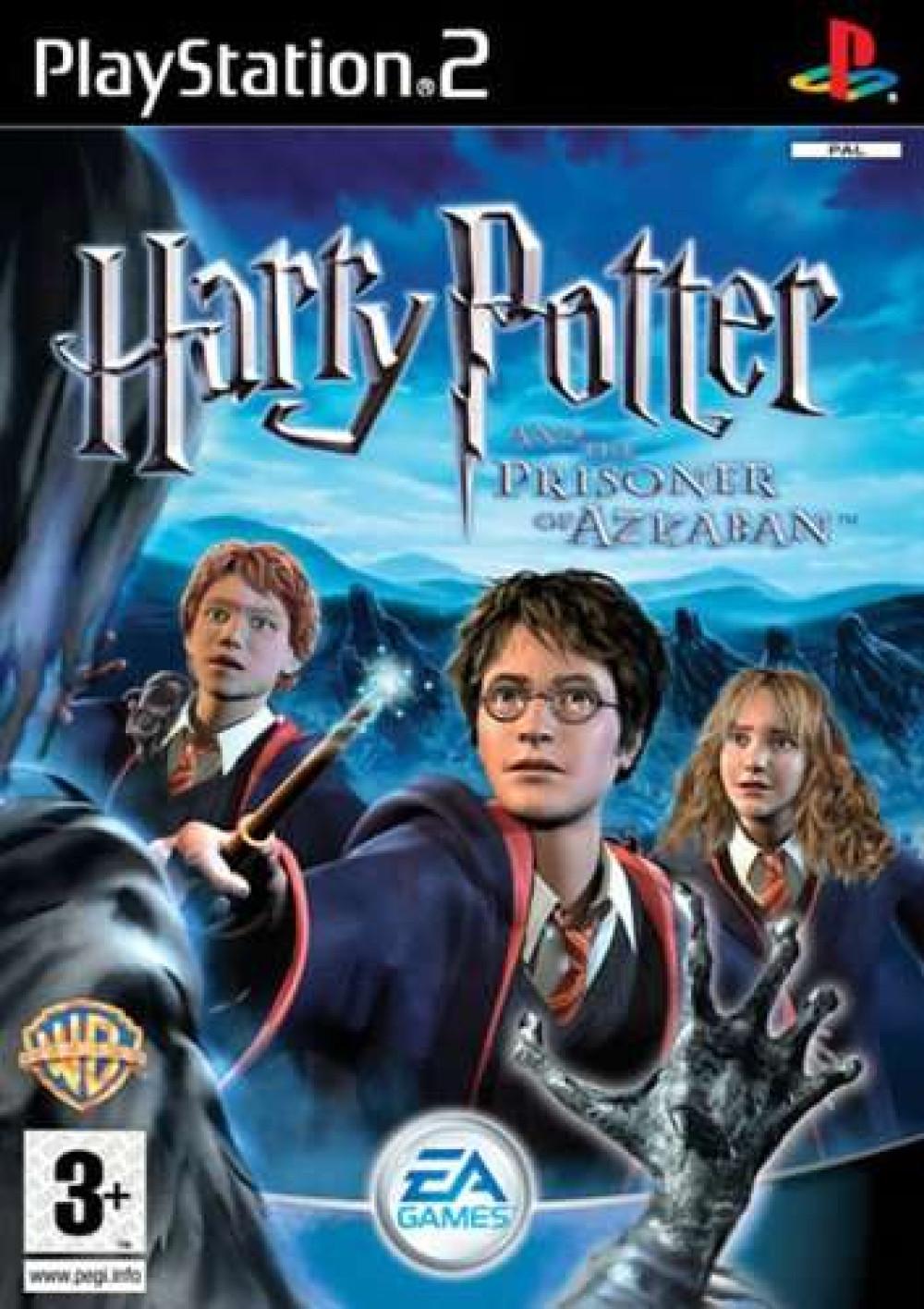 Harry Potter and the Prisoner of Azkaban PS2