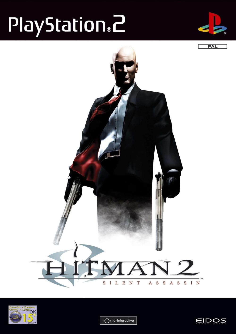 Hitman 2 Silent Assassin PS2