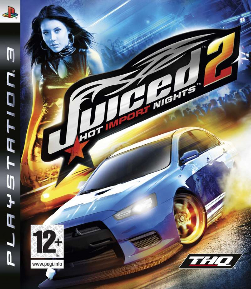 Juiced 2 Hot Import Nights PS3
