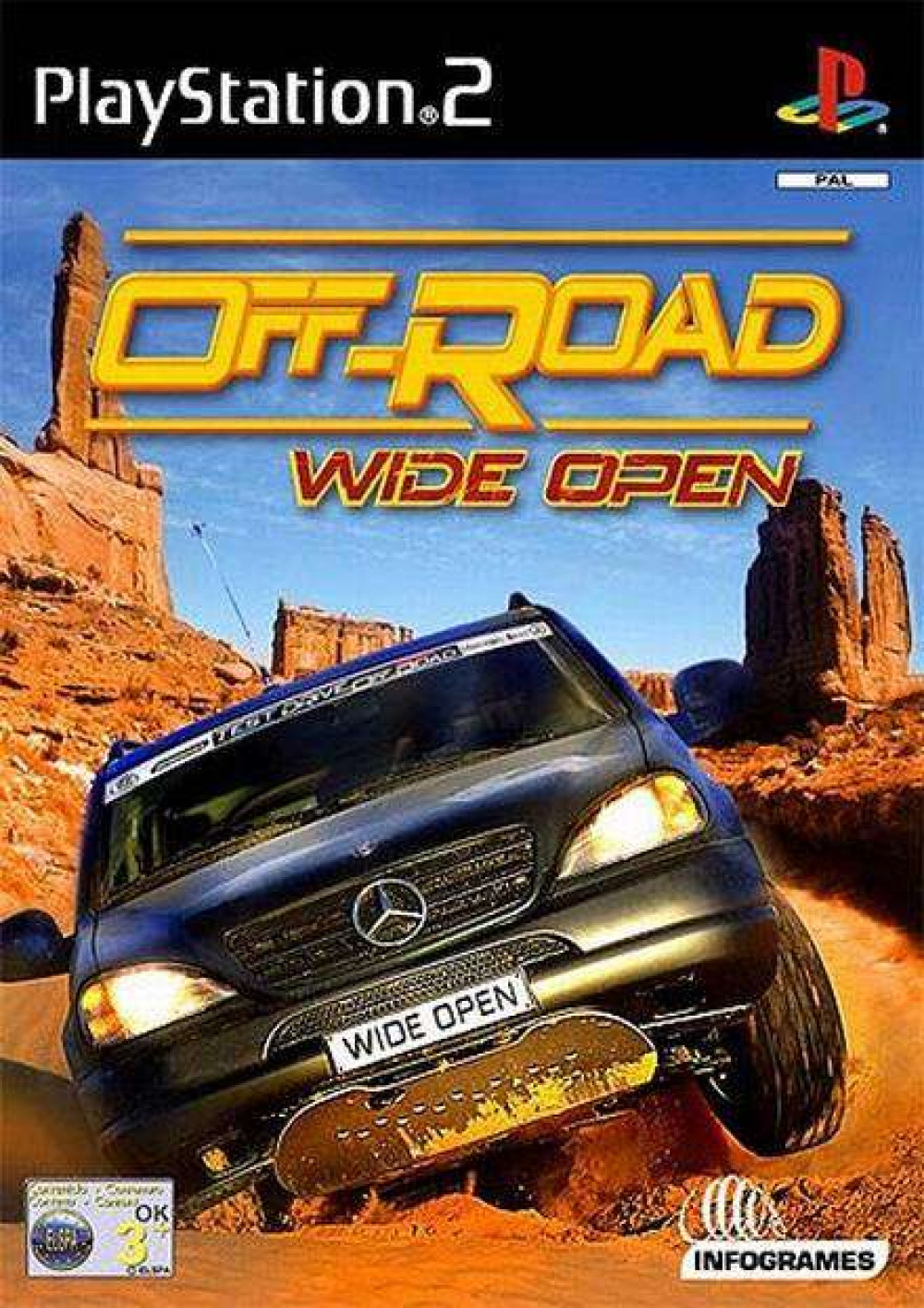 Off Road Wide Open PS2