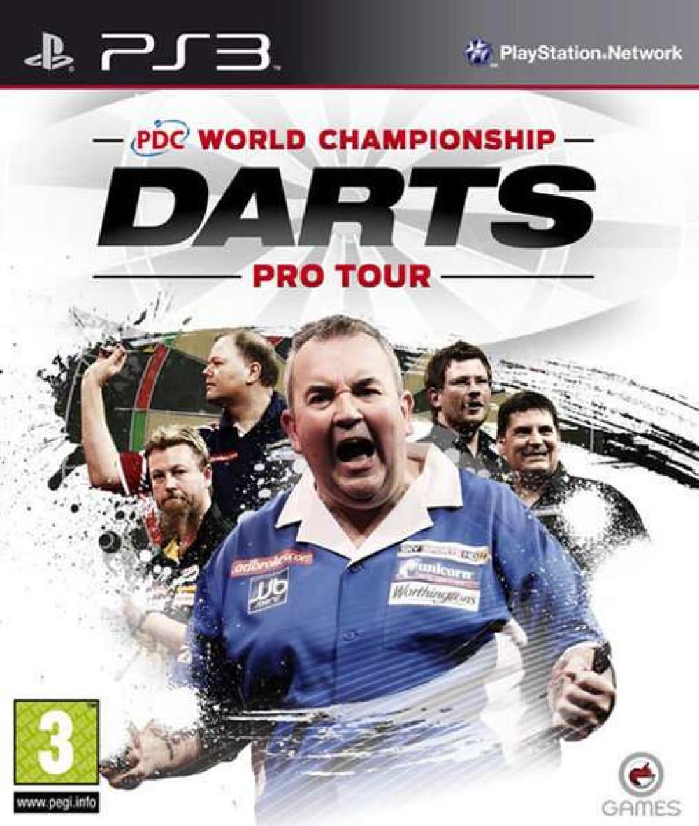 PDC World Championship Darts Pro Tour PS3