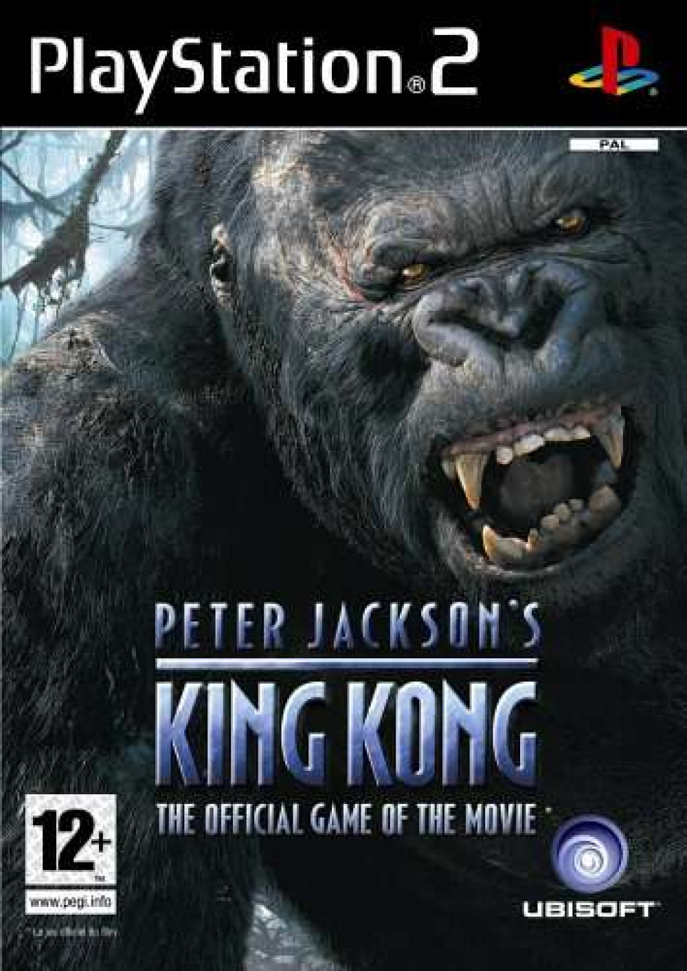 Peter Jackson's King Kong The Official Game of the Movie PS2