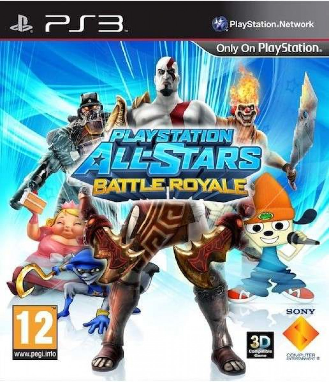 PlayStation AllStars Battle Royale PS3