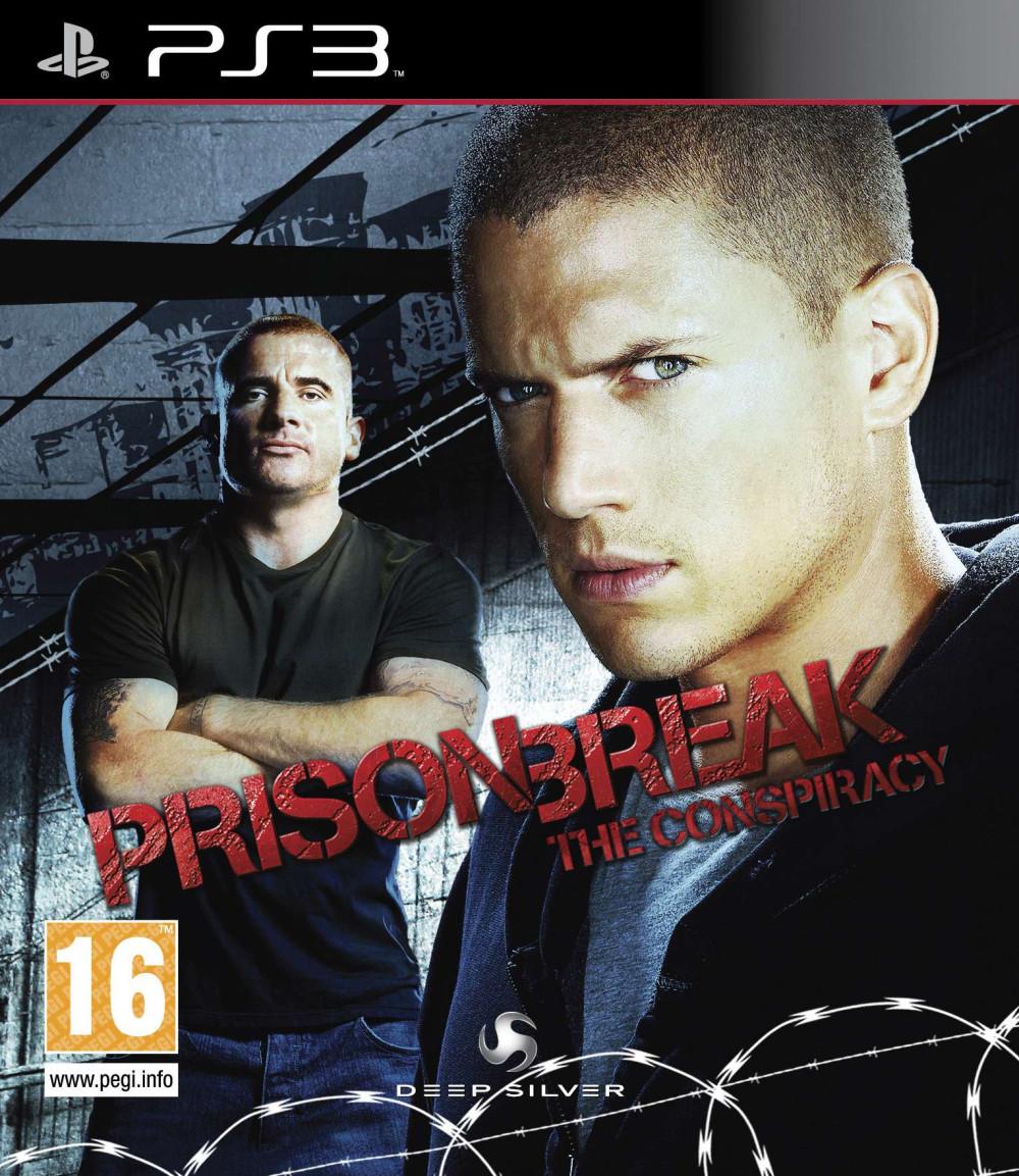 Prison Break The Conspiracy PS3