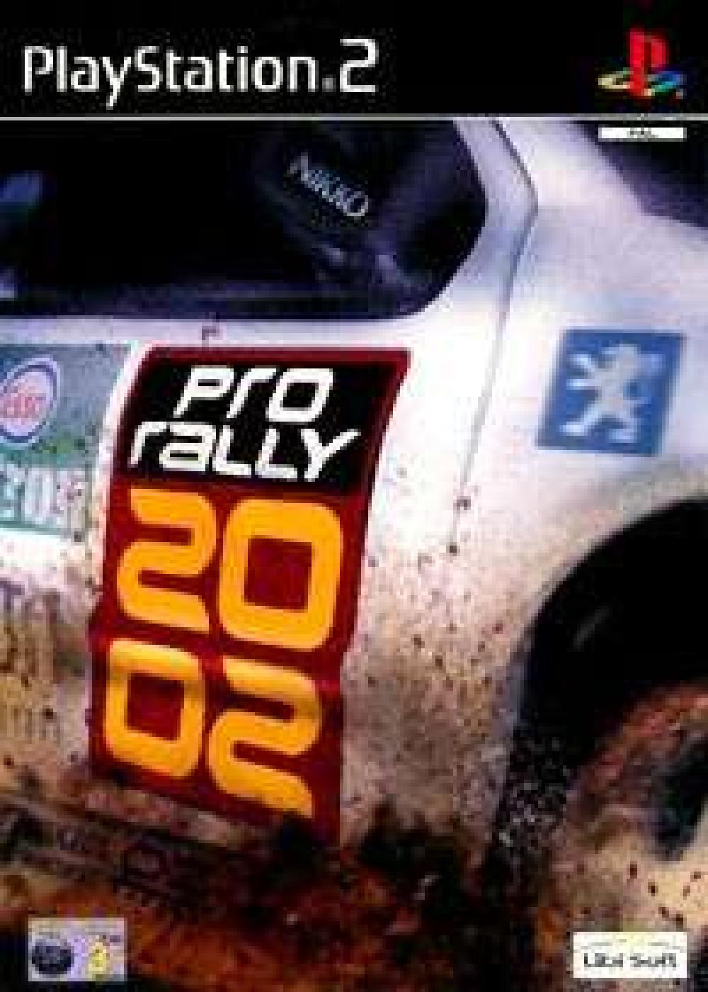 Pro Rally 2002 PS2