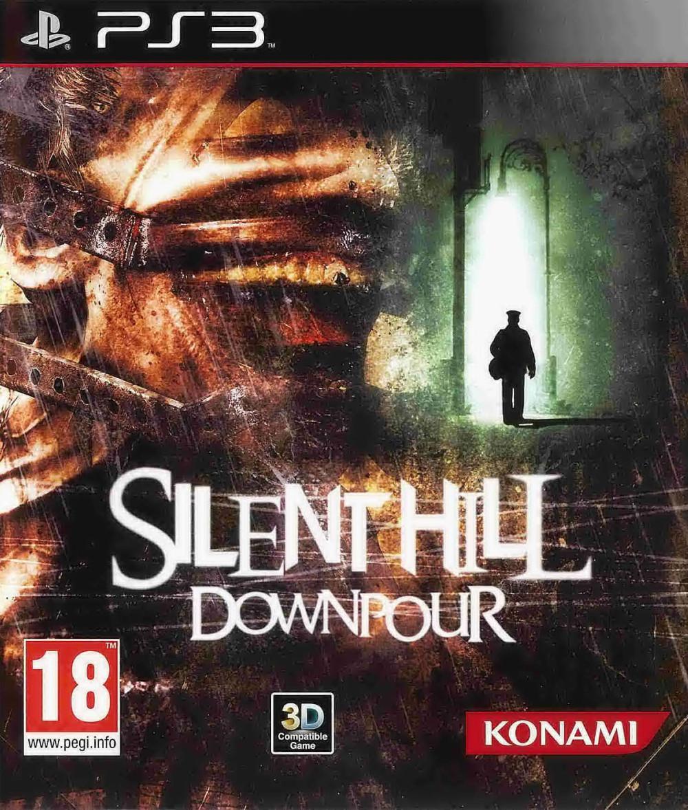 Silent Hill 6 Downpour PS3
