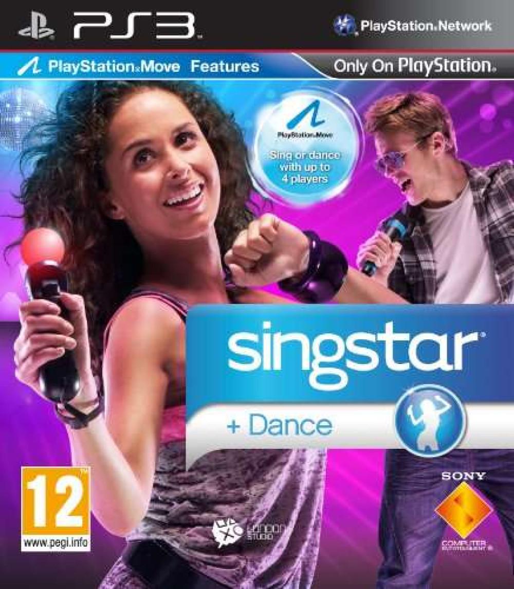 Singstar Dance PS3