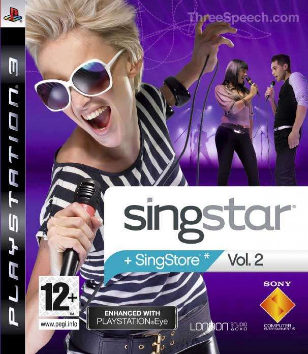 SingStar Vol 2 PS3