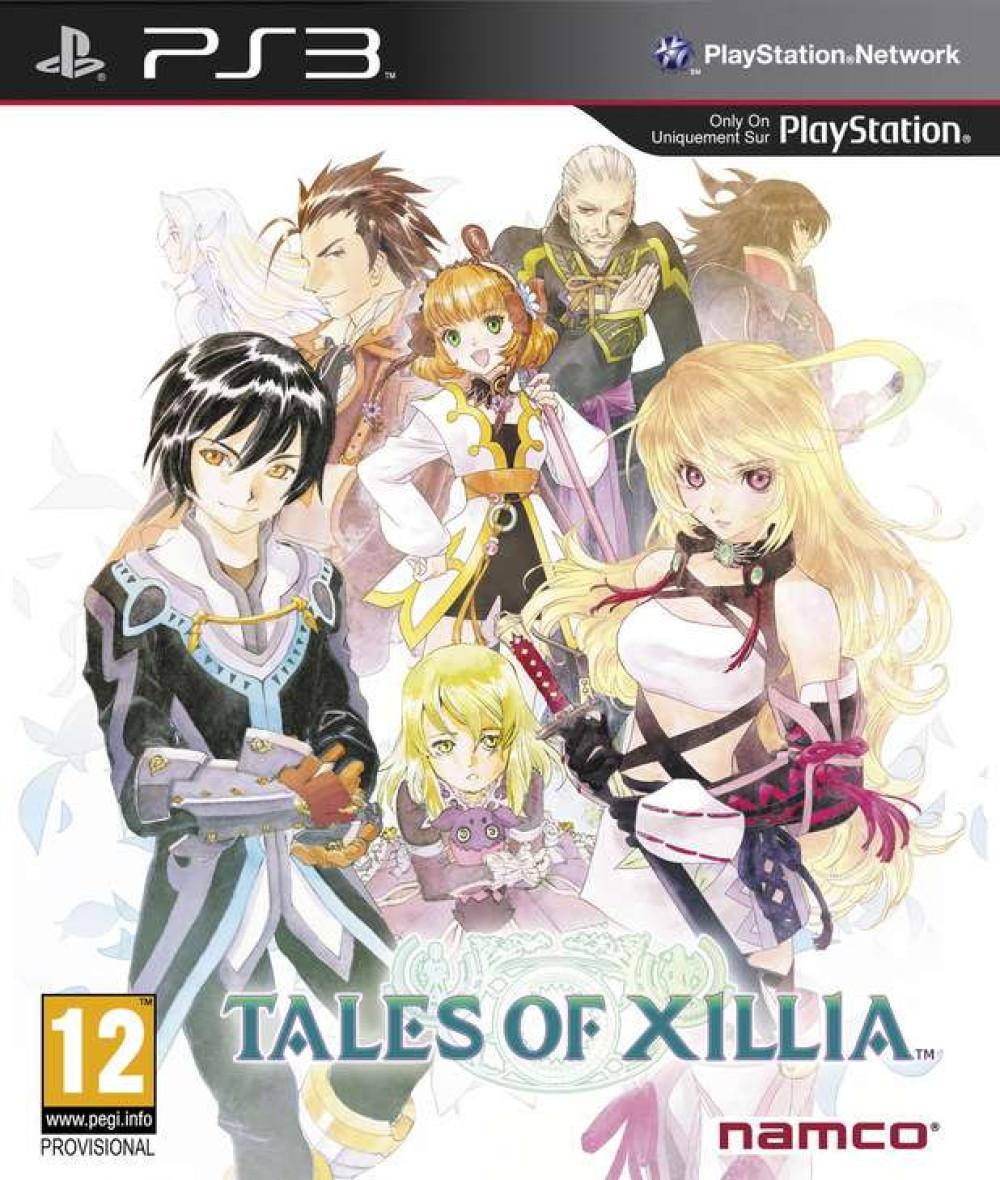 PS3 Tales of Xillia