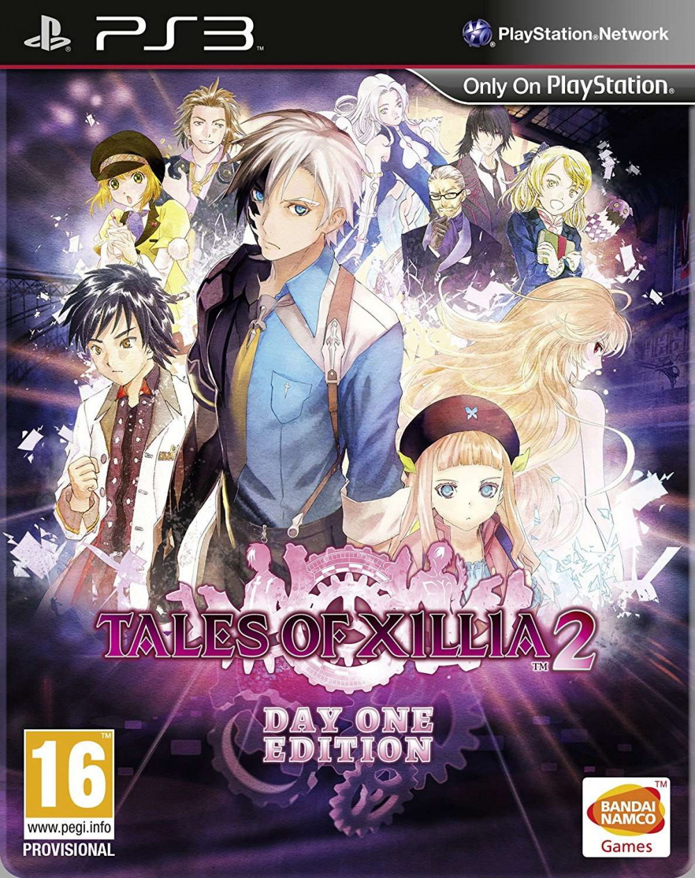 PS3 Tales of Xillia 2 Day One Edition (Steelbook)