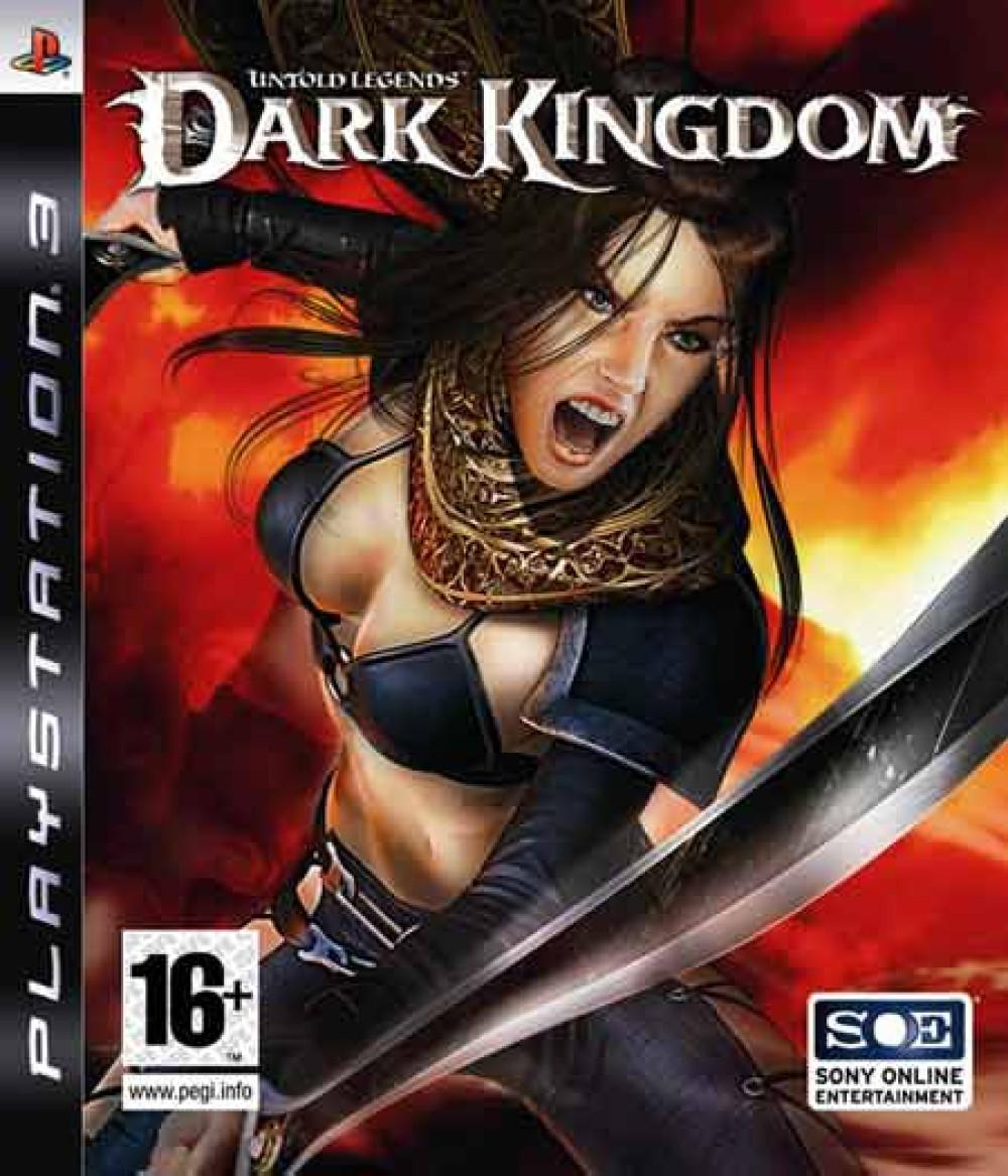 PS3 UNTOLD LEGENDS DARK KINGDOM