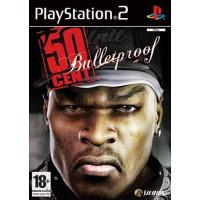PS2 50 Cent Bulletproof (zonder boekje)