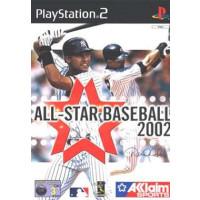 PS2 All-Star Baseball 2002