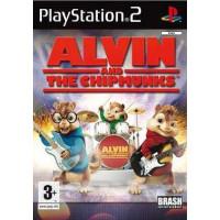 PS2 Alvin And The Chipmunks (zonder boekje)