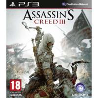 PS3 Assassin's Creed III (3) (zonder boekje)