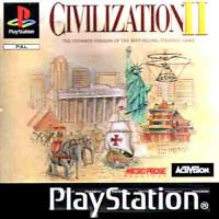 PS1 Civilization II (zonder boekje)
