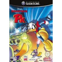 Gamecube Disney's Donald Duck PK