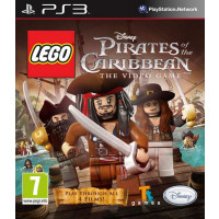 Lego Disney Pirates of the Caribbean The Video Game PS3