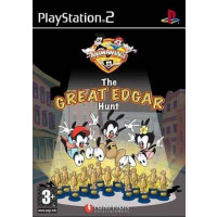 PS2 Animaniacs The Great Edgar Hunt