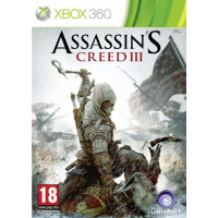 XBOX 360 Assassin's Creed III (3)