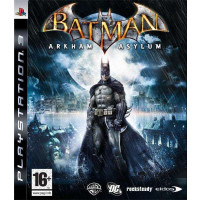 PS3 BATMAN ARKHAM ASYLUM