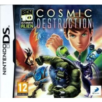 DS Ben 10 Ultimate Alien Cosmic Destruction