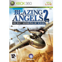XBOX 360 Blazing Angels 2 Secret Missions of WWII