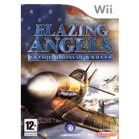 Wii Blazing Angels Squadrons of WWII