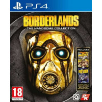 PS4 Borderlands The Handsome Collection