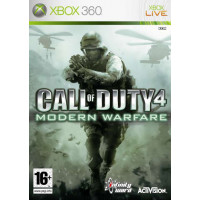 XBOX 360 Call of Duty 4 Modern Warfare