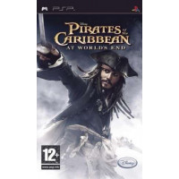 PSP Disney Pirates of the Caribbean At World's End