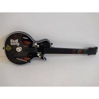 PS3 Guitar Gibson avec autocollants  (FAUTIF / pas de connection)
