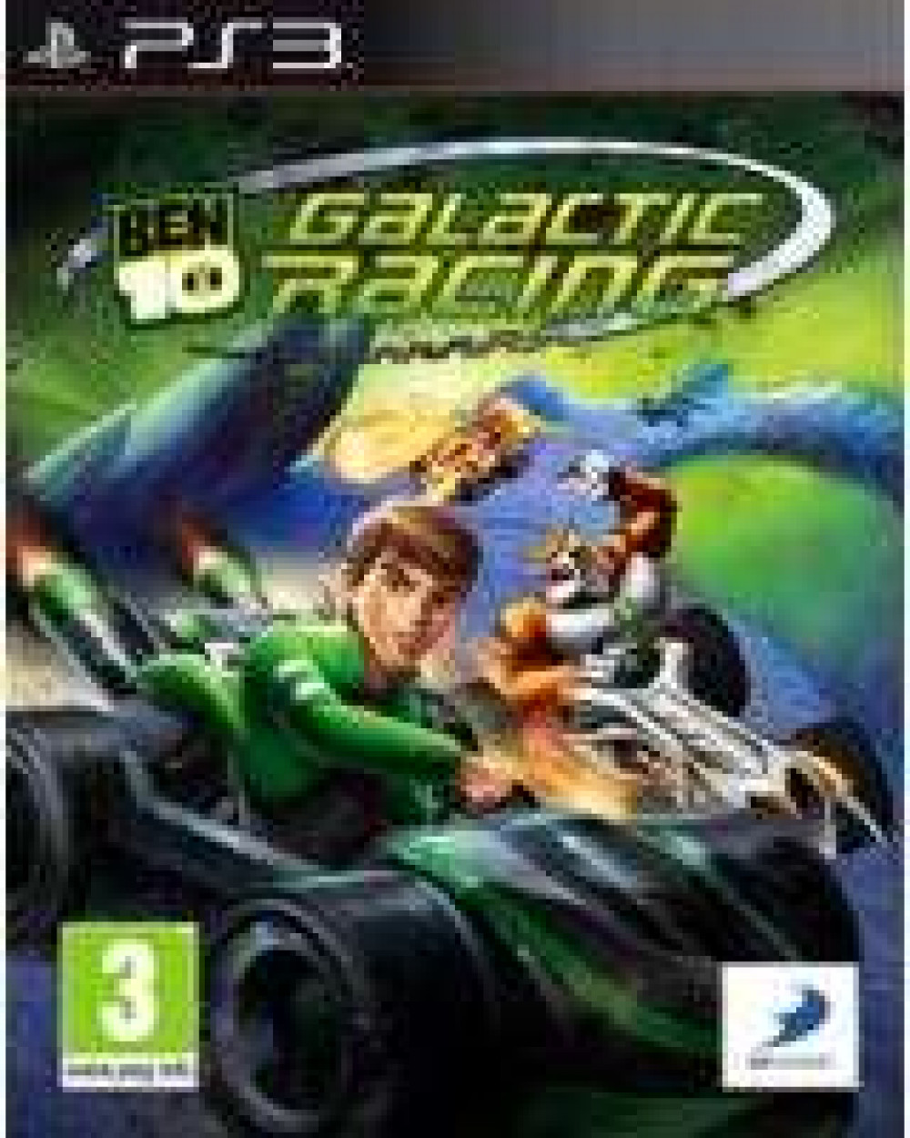 PQ3 Ben 10 Galactic Racing
