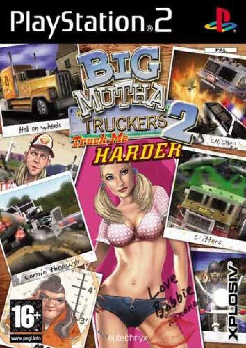 PS2 Big Mutha Truckers 2