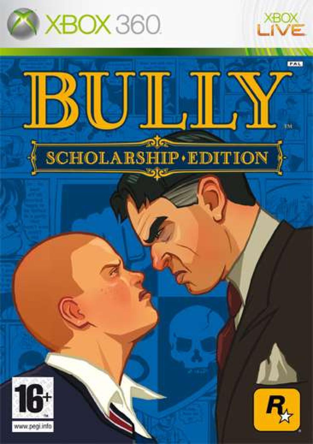 XBOX 360 Bully Scholarship Edition