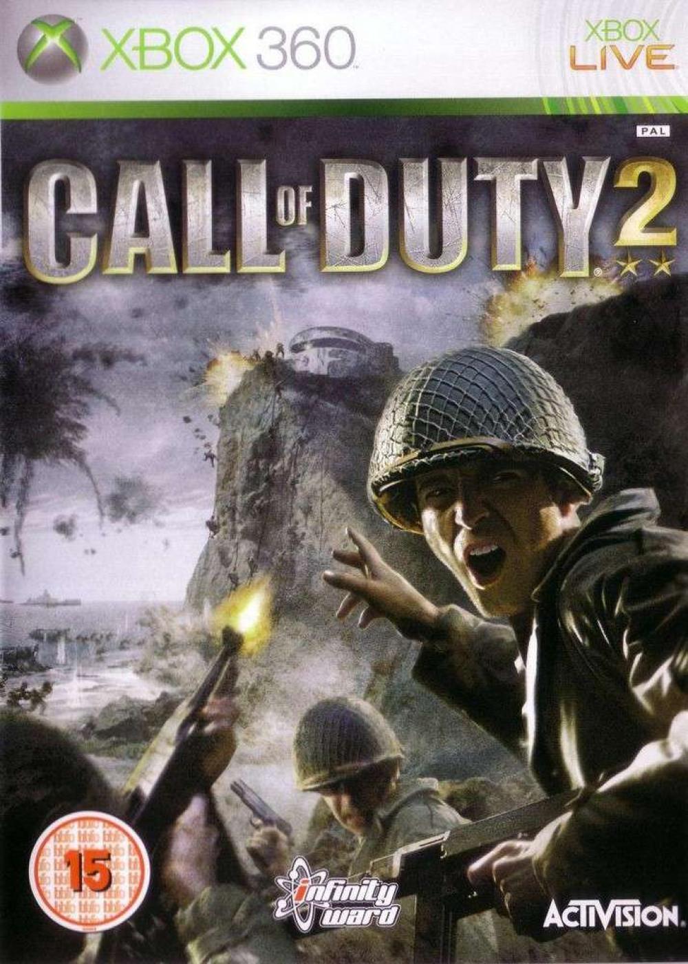 XBOX 360 Call of Duty 2