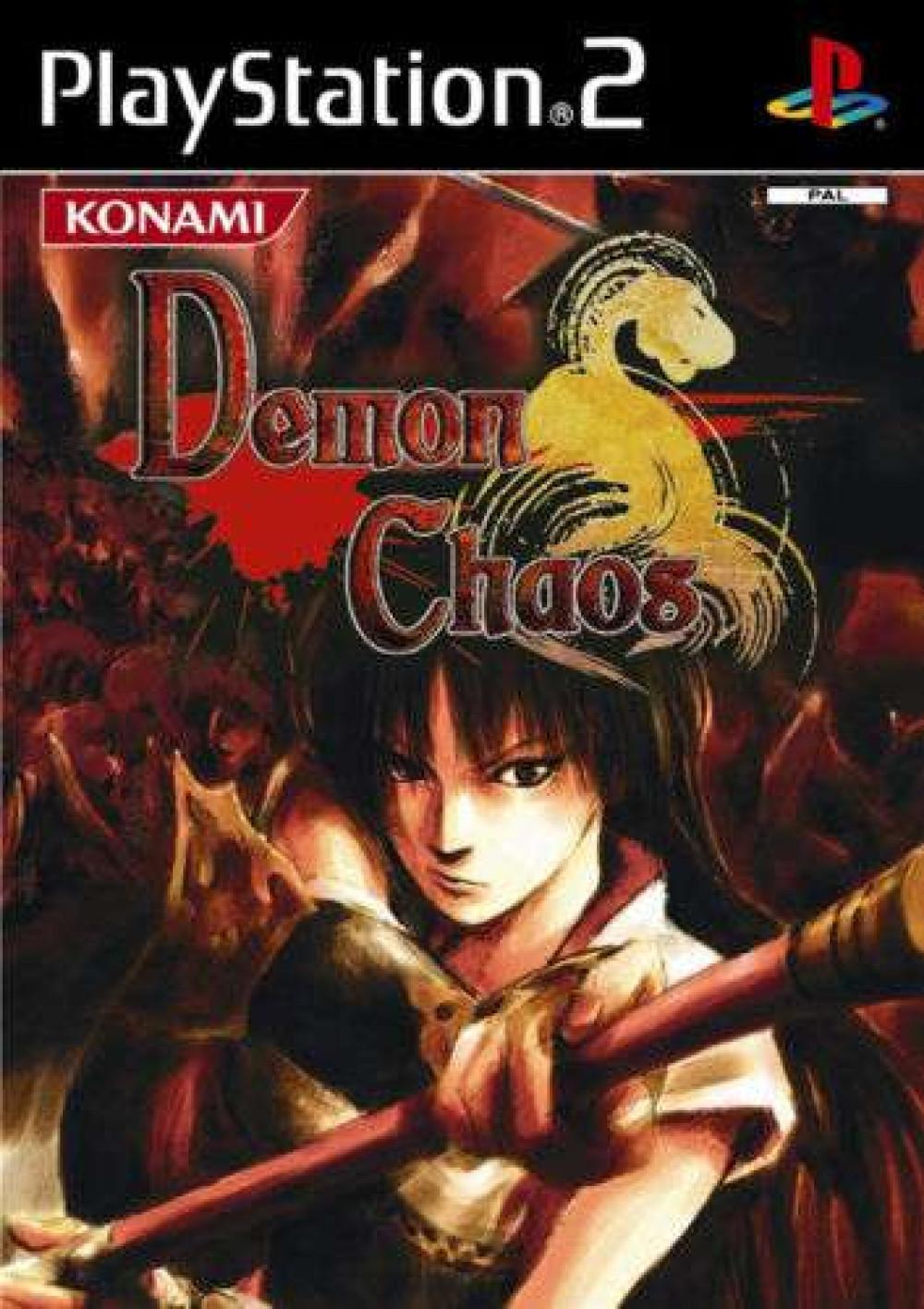 PS2 Demon Chaos
