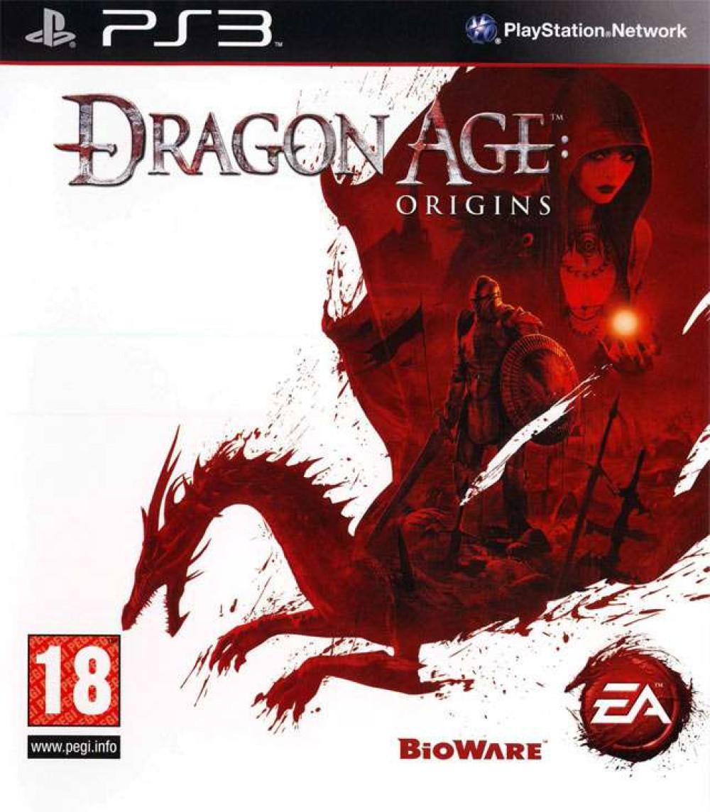 PS3 DRAGON AGE ORIGINS