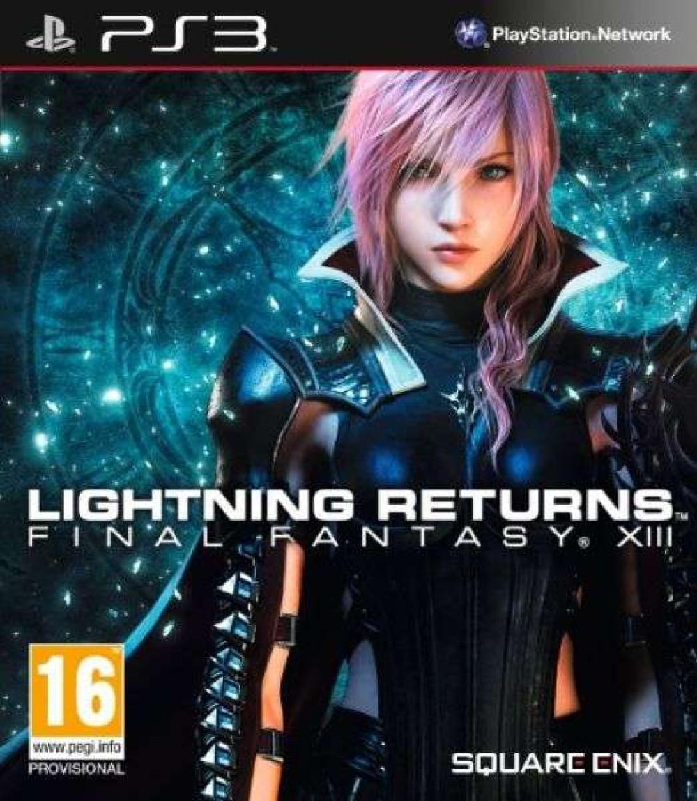 PS3 FINAL FANTASY XIII 13 LIGHTNING RETURNS