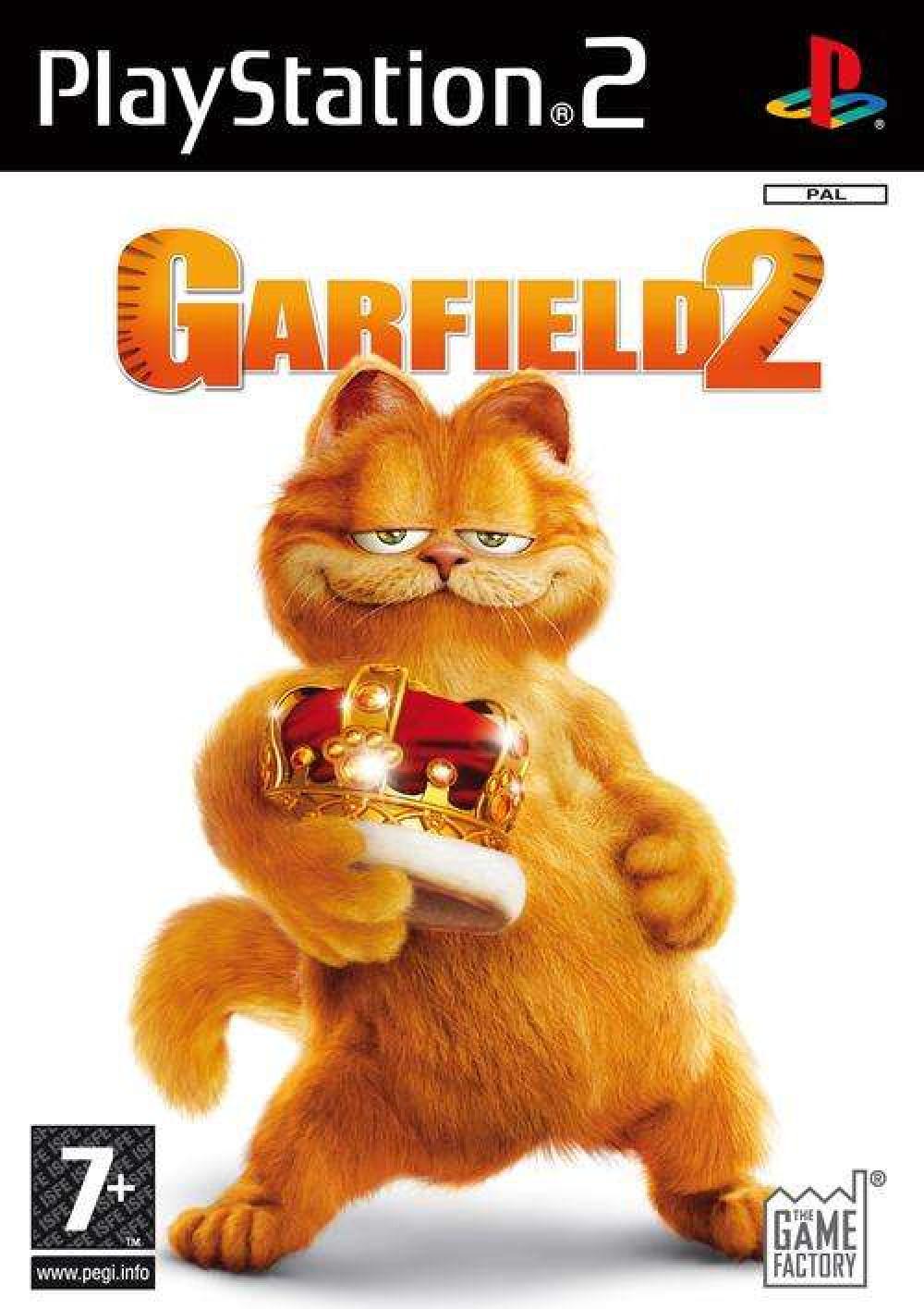 PS2 GARFIELD 2