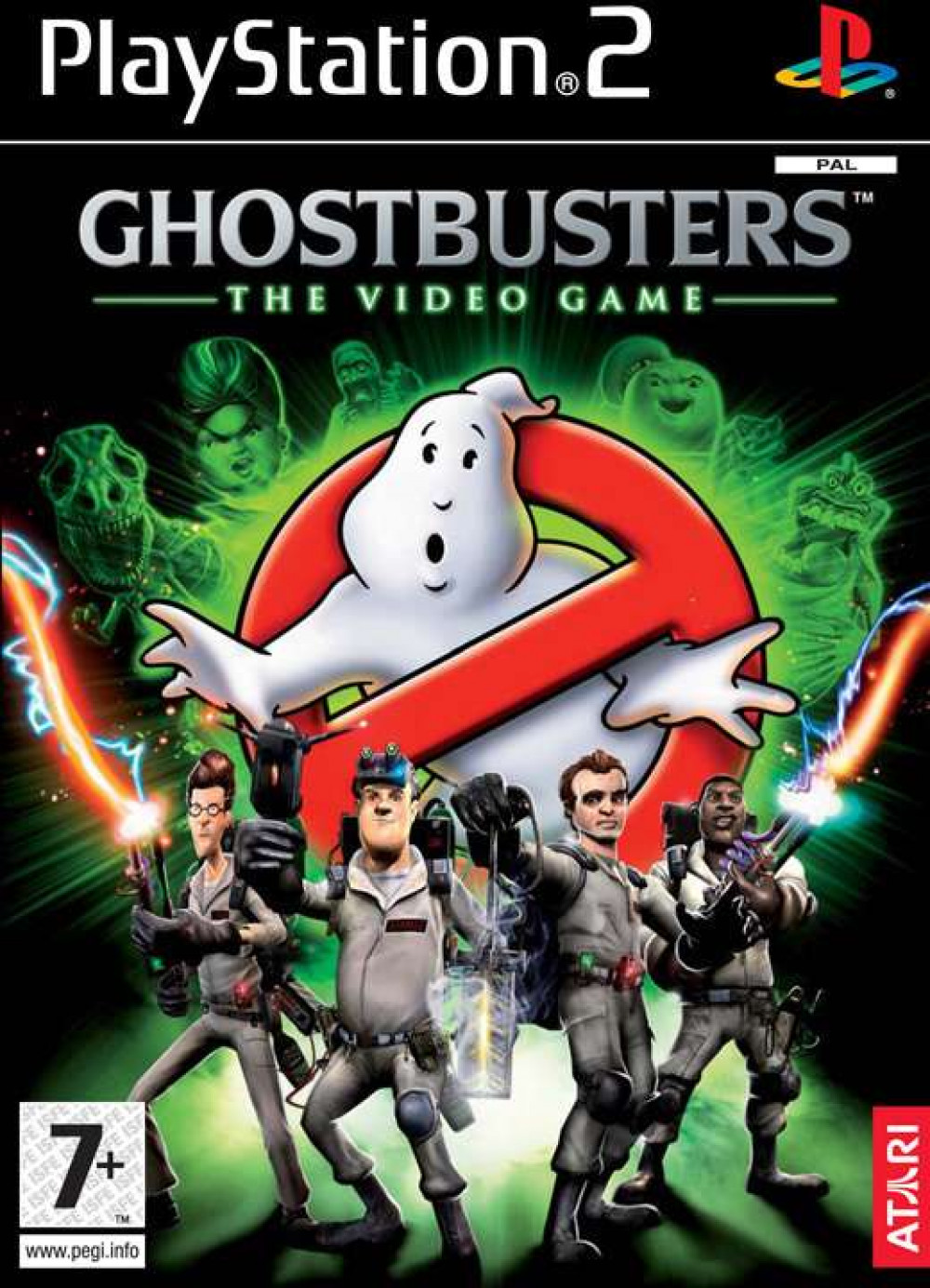 PS3 GHOSTBUSTERS The Video Game