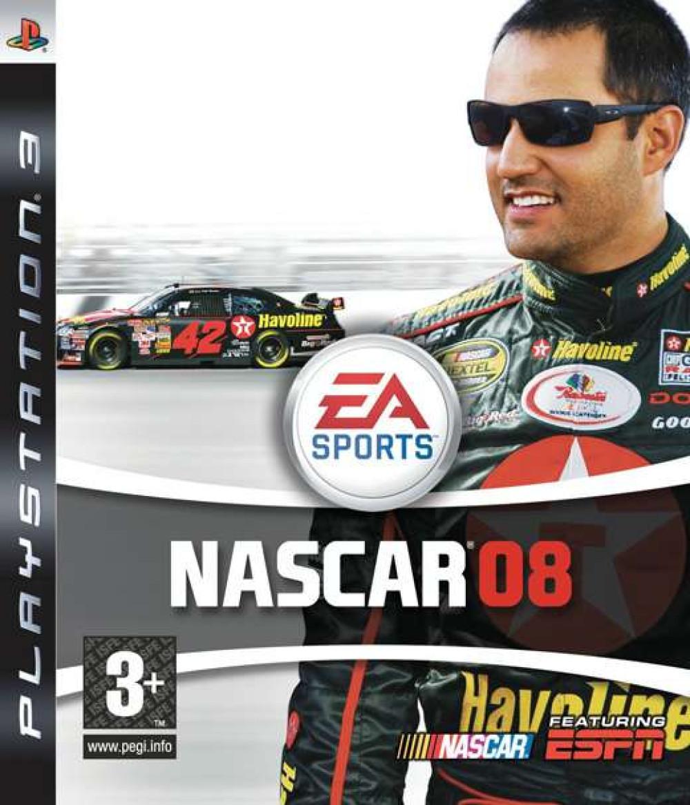 PS3 NASCAR 08