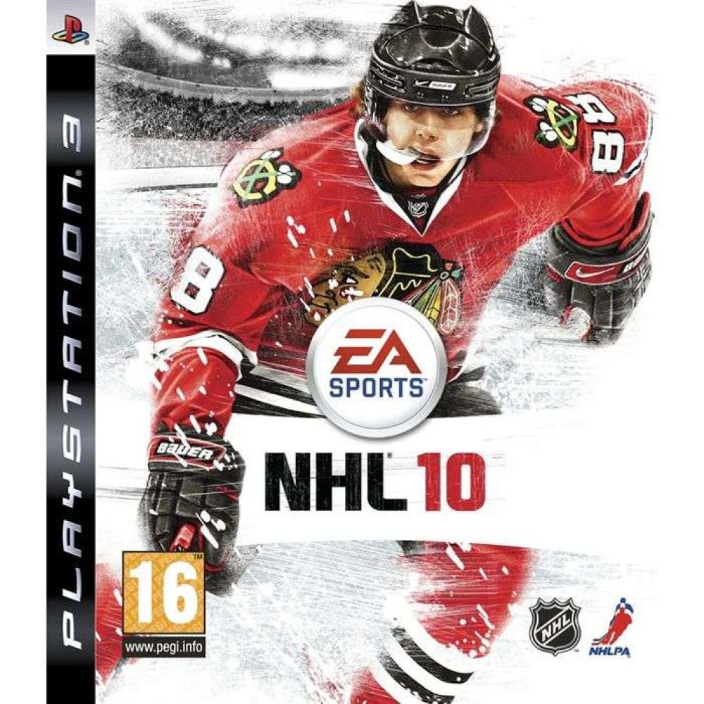PS3 NHL 10