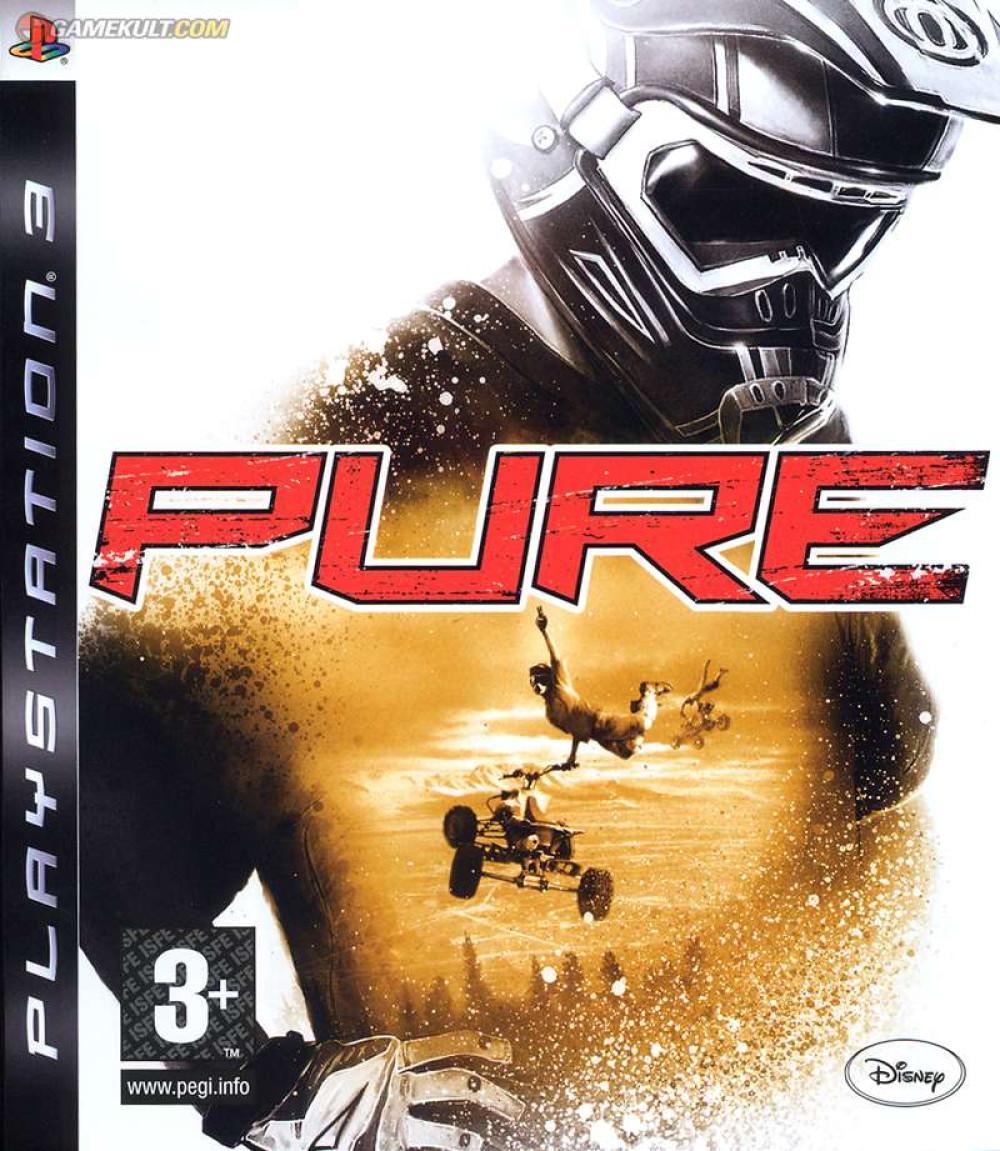 PS3 Pure