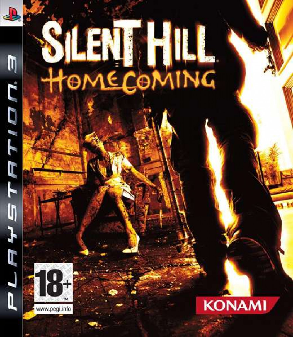 PS3 Silent Hill Homecoming (sans manuel)