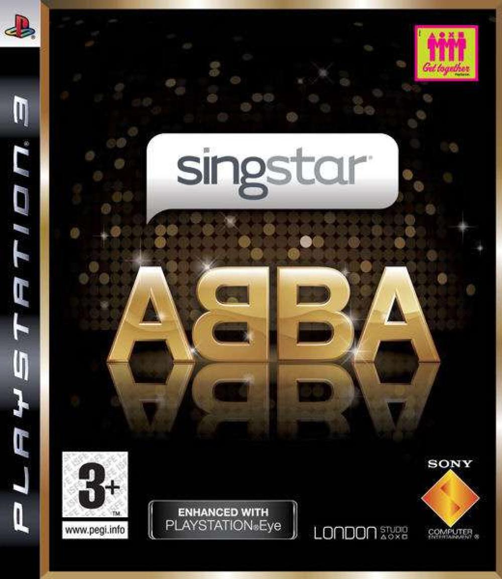 PS3 SINGSTAR ABBA